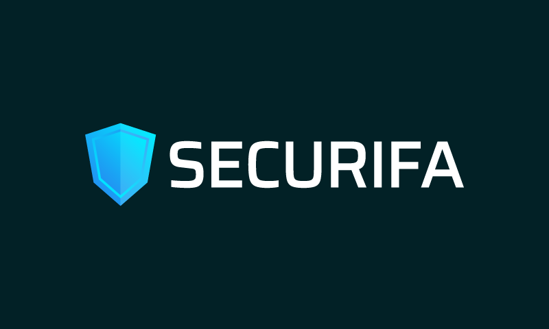 Securifa - Security brand name for sale