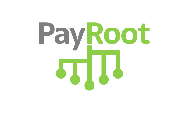 Payroot - Banking company name for sale