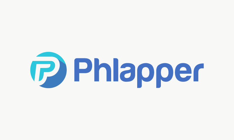 Phlapper - Marketing domain name for sale