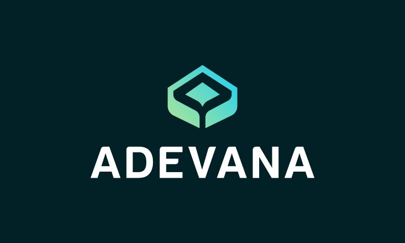 Adevana - Marketing brand name for sale