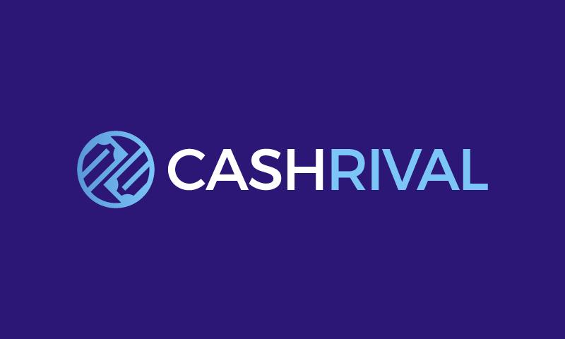 Cashrival - Finance business name for sale