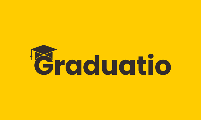 Graduatio - E-learning brand name for sale