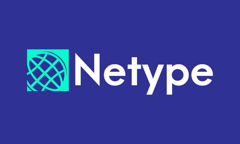 Netype - Media business name for sale