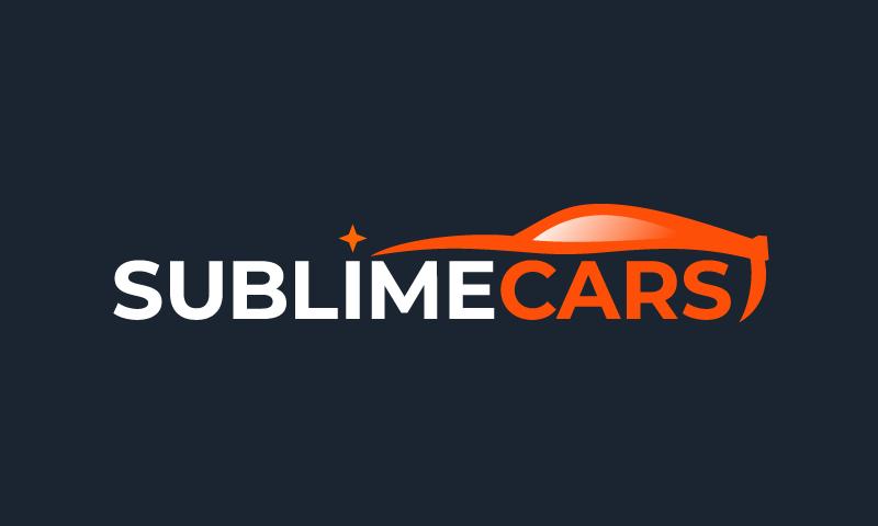 Sublimecars - Transport brand name for sale
