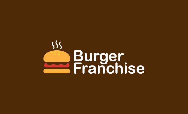 Burgerfranchise - Food and drink startup name for sale