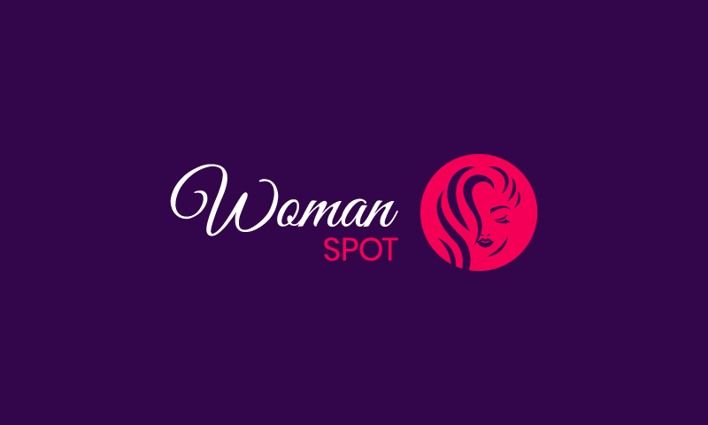 WomanSpot logo