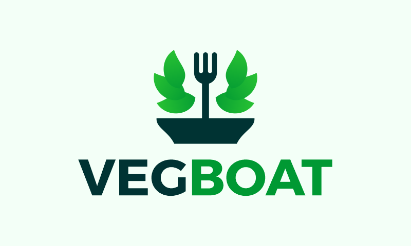 Vegboat - E-commerce domain name for sale