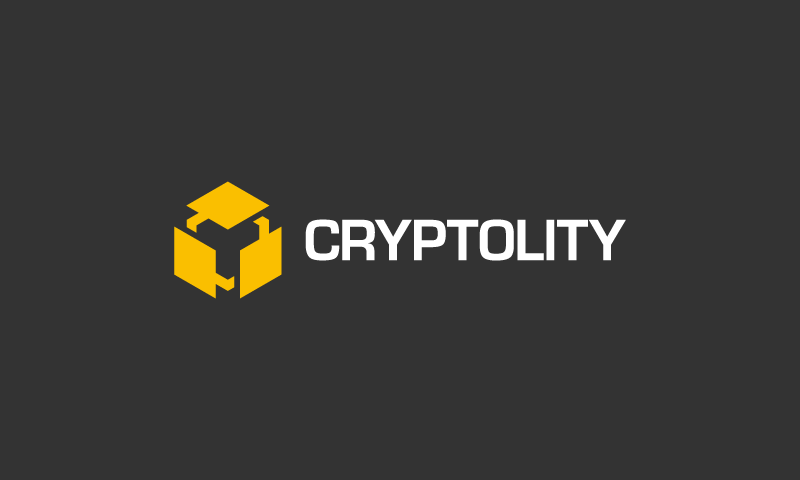 Cryptolity - Cryptocurrency company name for sale