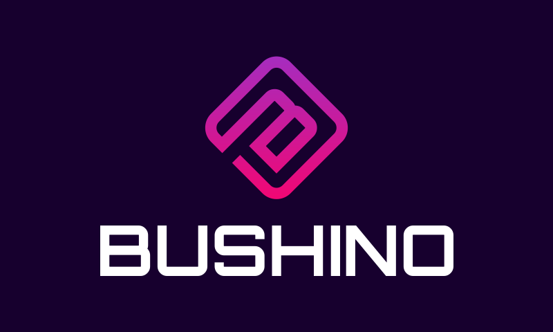 Bushino - Technology domain name for sale