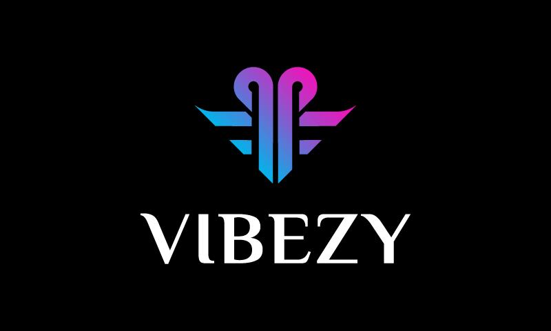 Vibezy logo