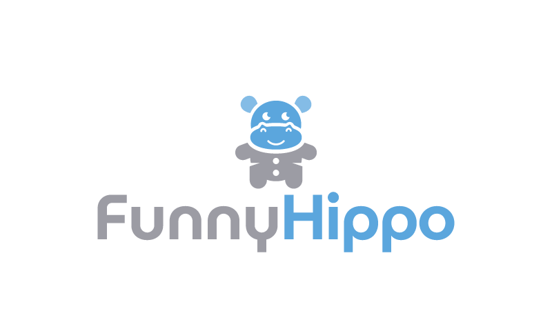 Funnyhippo - Design domain name for sale