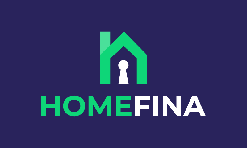 Homefina - Real estate domain name for sale