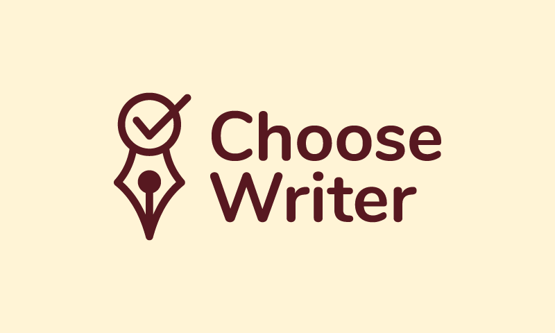 Choosewriter - Writing domain name for sale