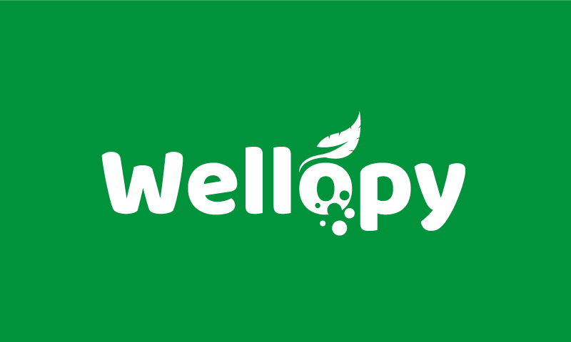 Wellopy - Health domain name for sale