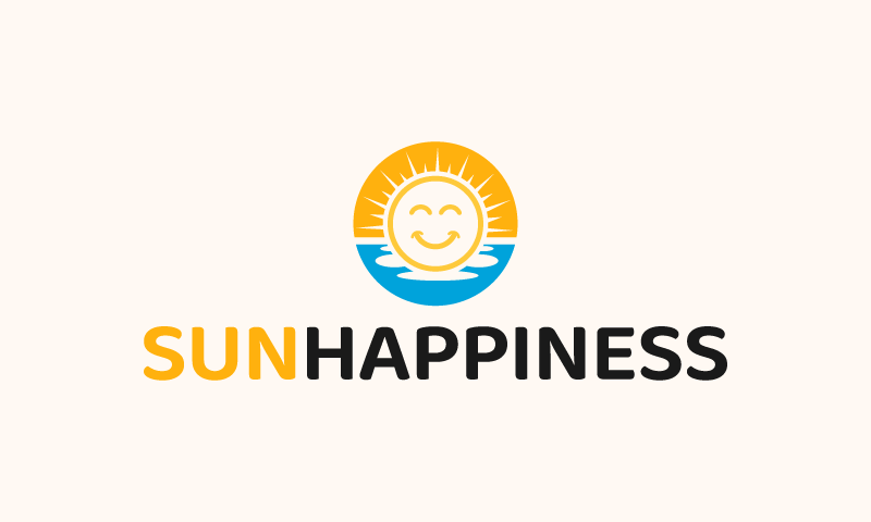 Sunhappiness - Healthcare company name for sale