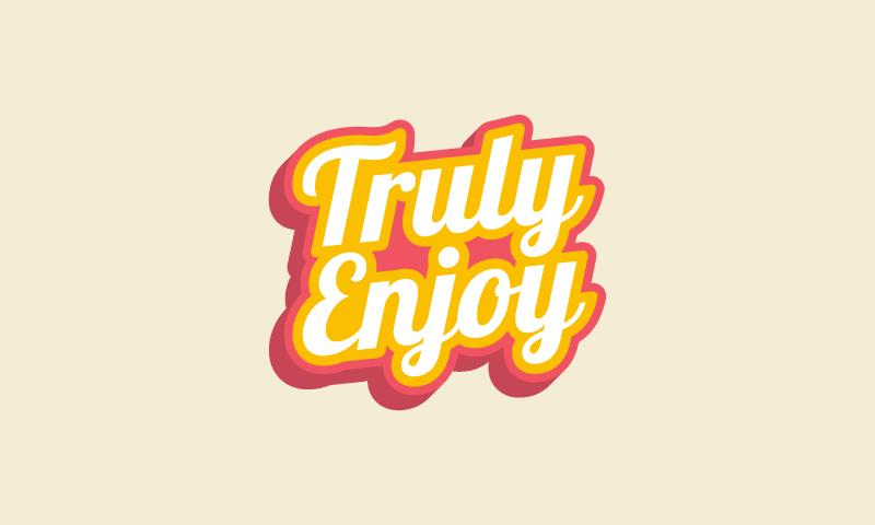 TrulyEnjoy logo