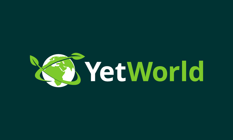 Yetworld - Technology business name for sale