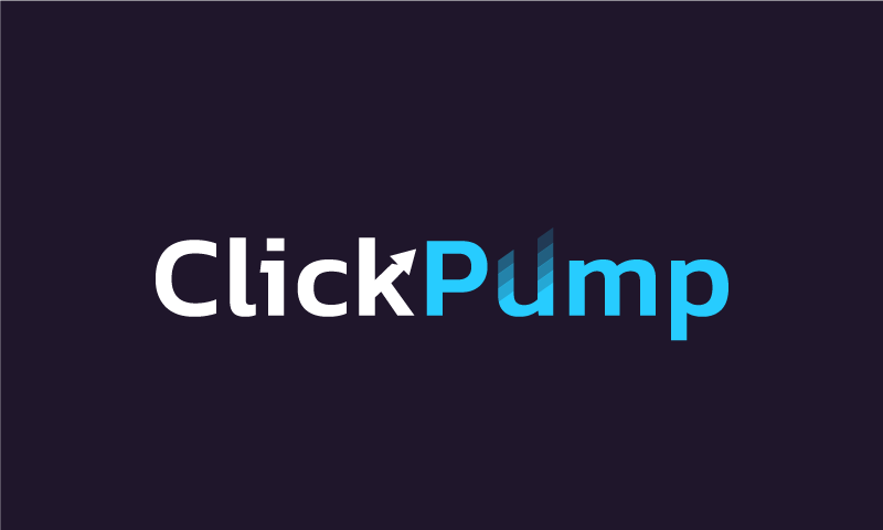 Clickpump - Business brand name for sale