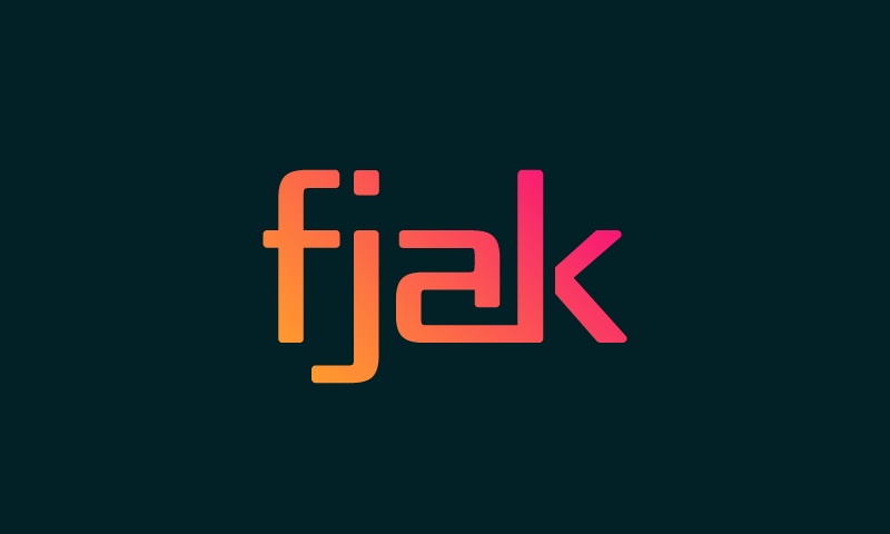 Fjak - E-commerce business name for sale