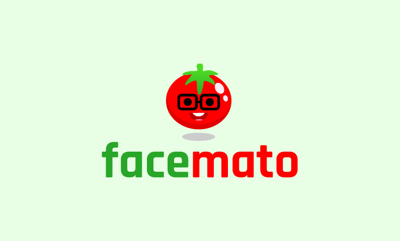 Facemato - Technology startup name for sale