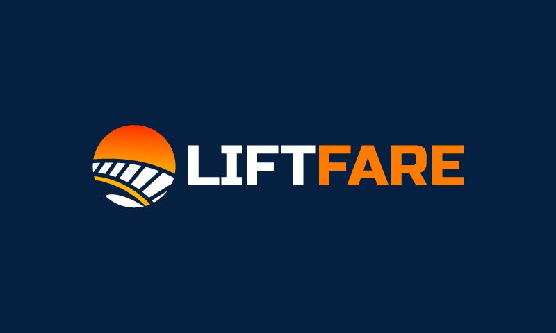 Liftfare - Transport startup name for sale