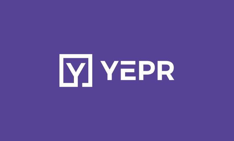 Yepr - Premium 4-letter domain