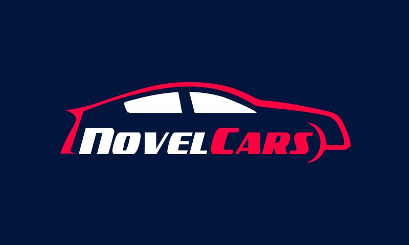 Novelcars - Automotive domain name for sale