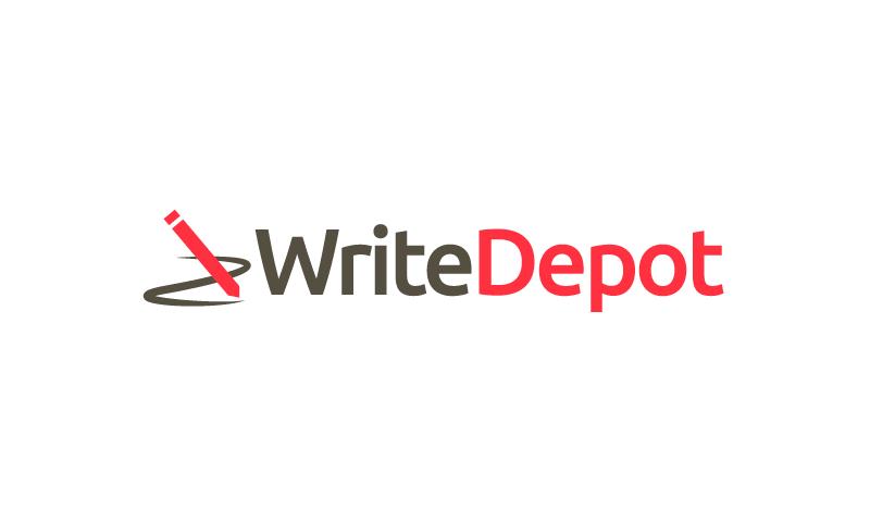 WriteDepot logo