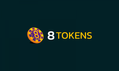 8tokens - Cryptocurrency product name for sale