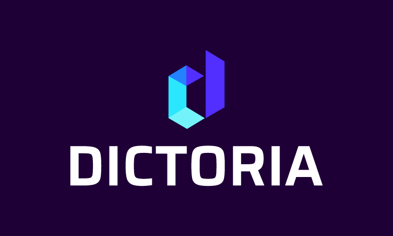 Dictoria - Business company name for sale