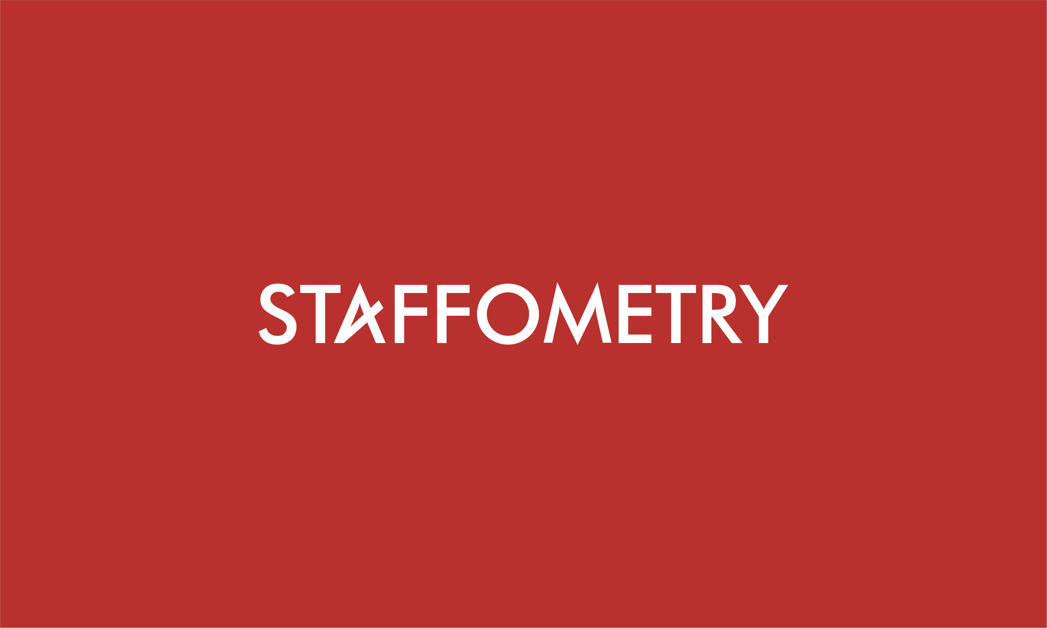 Staffometry