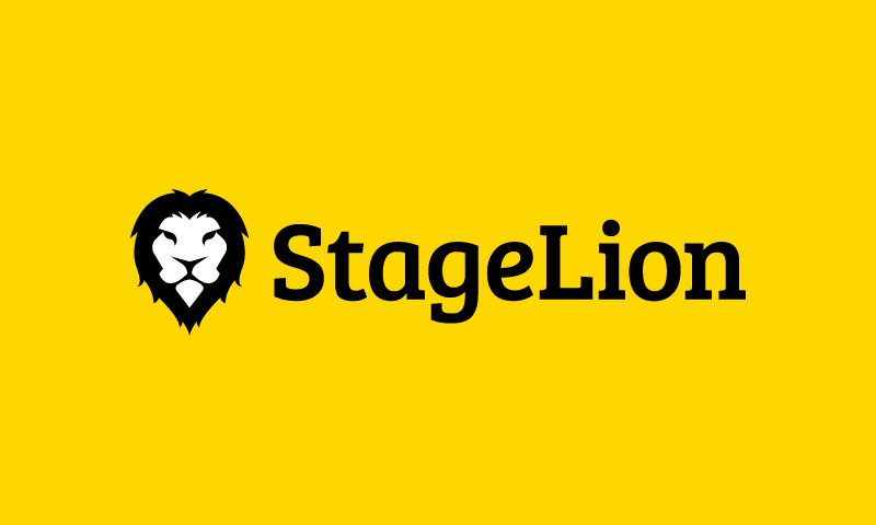 Stagelion - Retail company name for sale