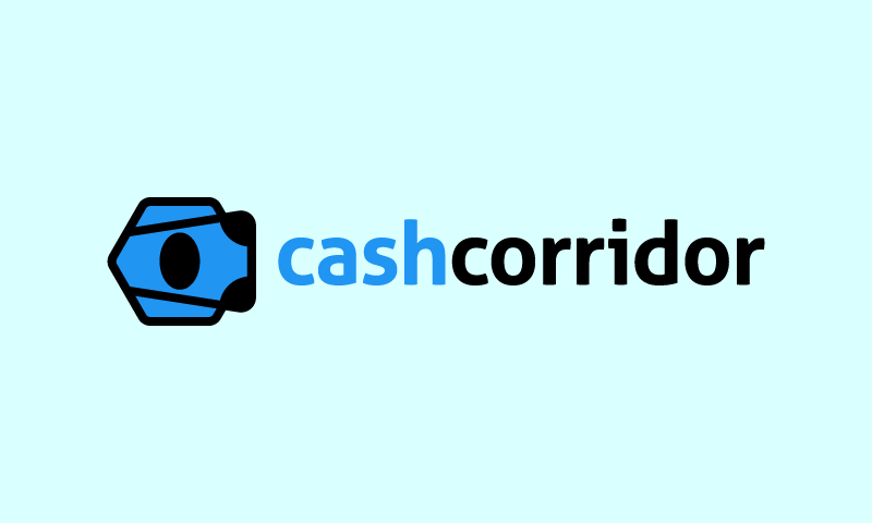 Cashcorridor - Finance startup name for sale