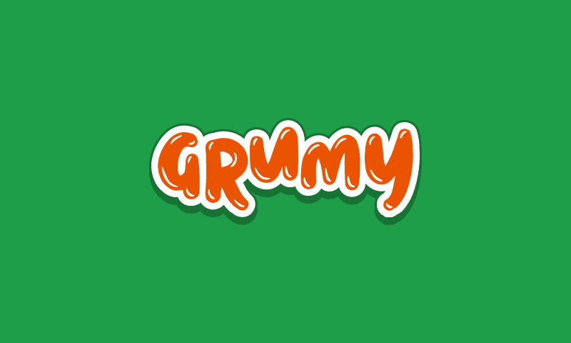 Grumy - Dining company name for sale