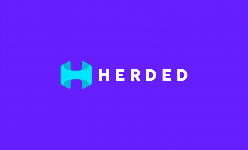 Herded - Business brand name for sale