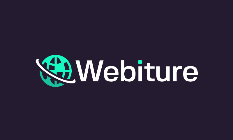 Webiture - Internet brand name for sale