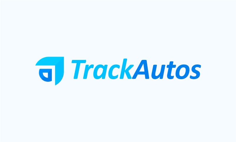 Trackautos - Automotive startup name for sale
