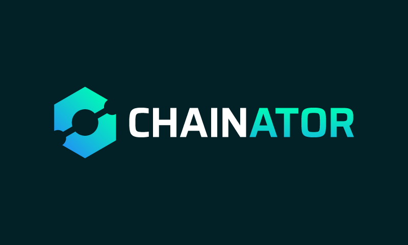 Chainator - Cryptocurrency brand name for sale