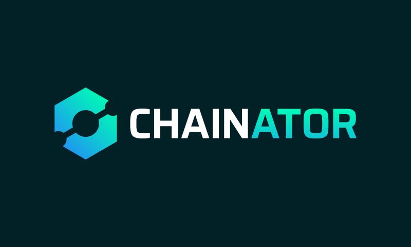 chainator logo