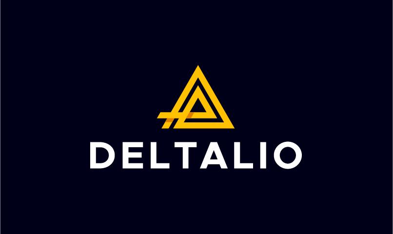 Deltalio - Contemporary brand name for sale