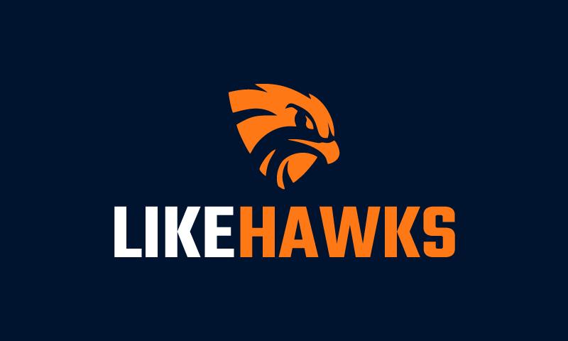 Likehawks - Technology company name for sale
