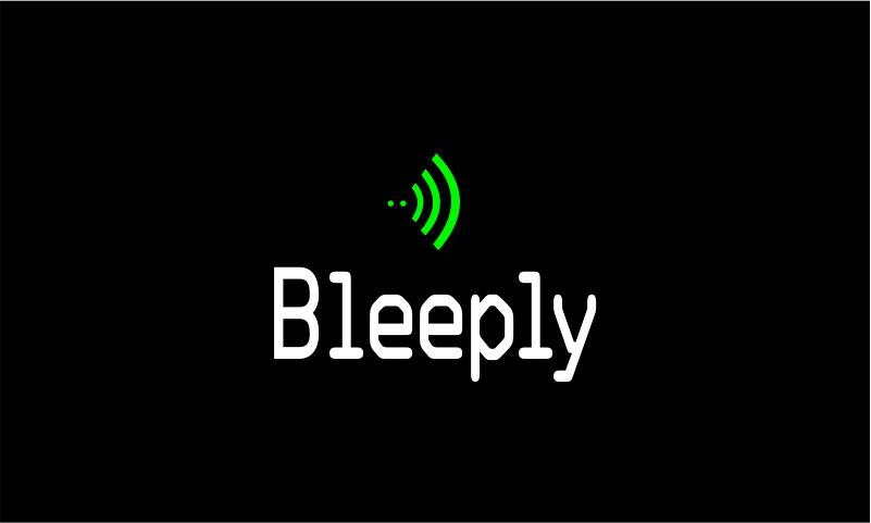 Bleeply