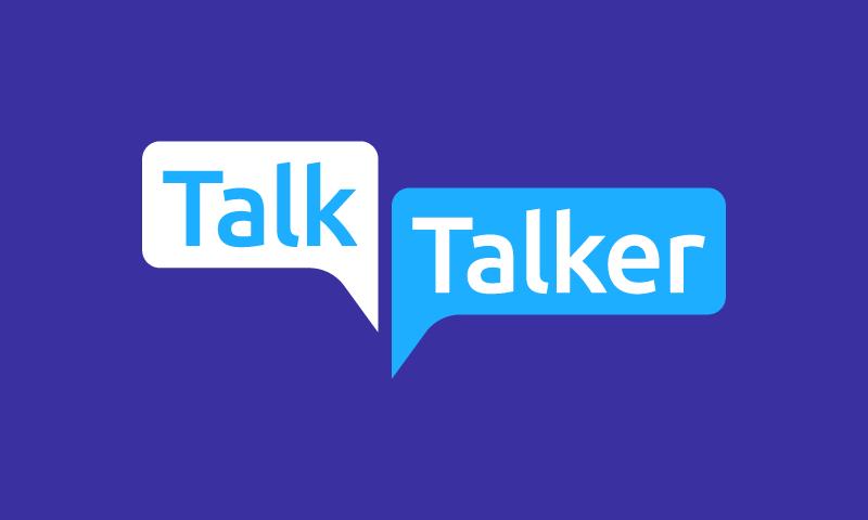 Talktalker - Technology product name for sale