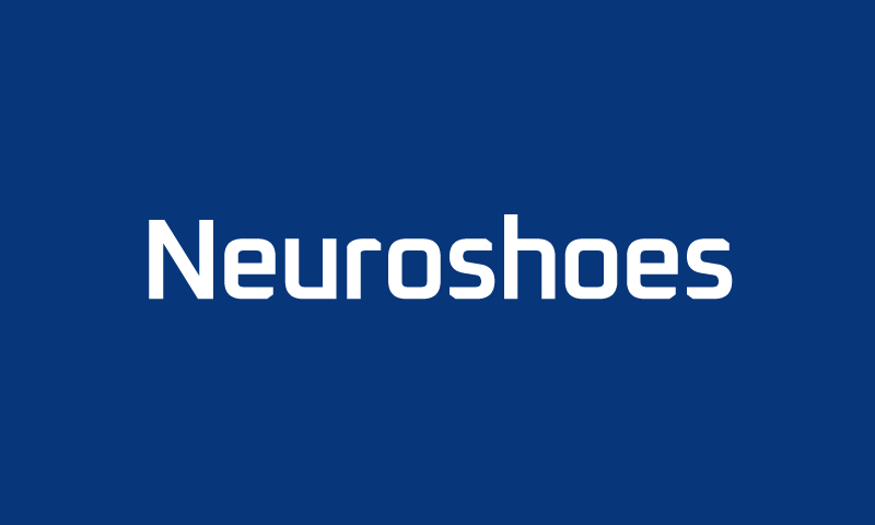 Neuroshoes - Retail company name for sale
