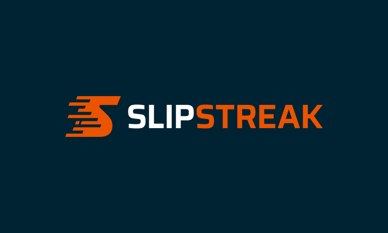 SlipStreak logo