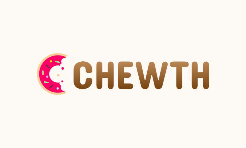 Chewth - Dining business name for sale