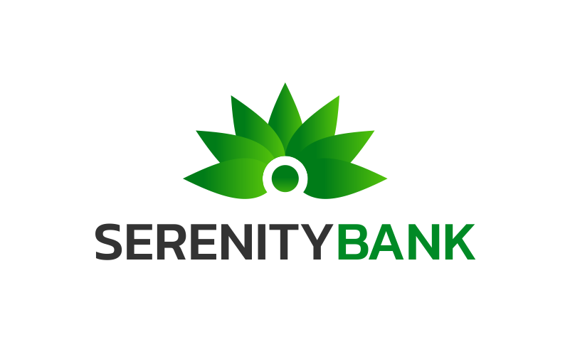 Serenitybank - Banking company name for sale