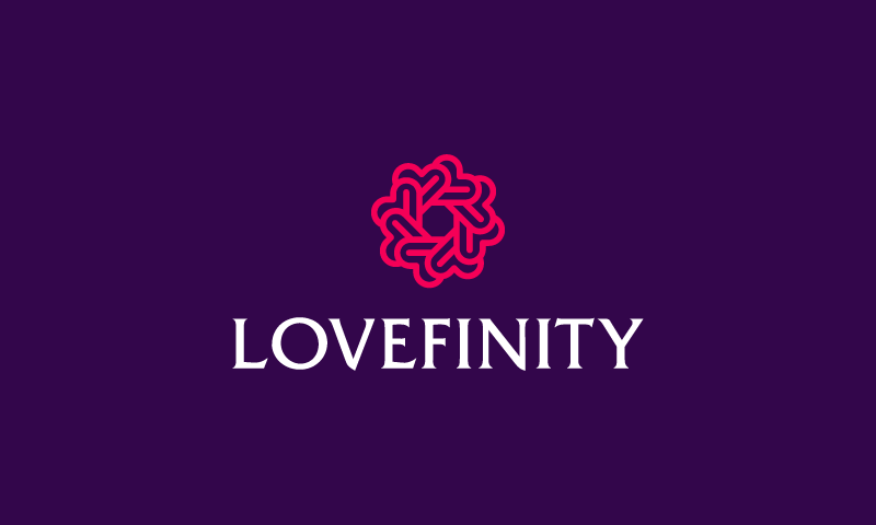 Lovefinity - Dating domain name for sale