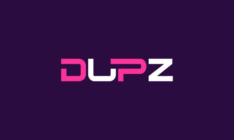 Dupz - Technology company name for sale
