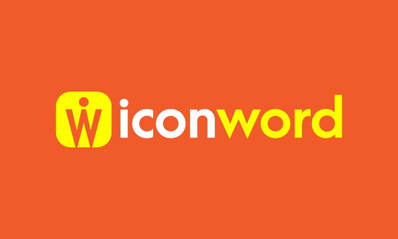 Iconword - Video product name for sale